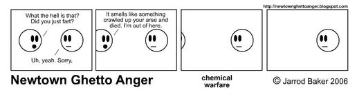 NGA: chemical warfare:
