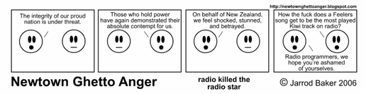 NGA: radio killed the radio star: