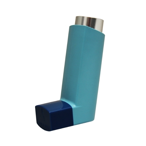 steroid inhaler brown