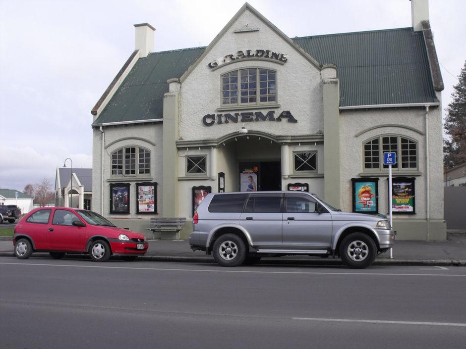 Cinema Scoped • Capture • Public Address