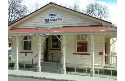 arrowtown post office: