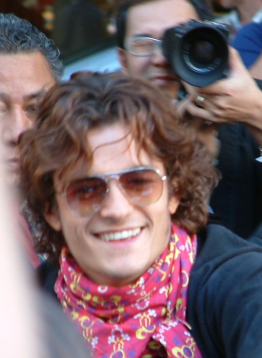Orlando Bloom, movie star: He wasn't all that, girls.